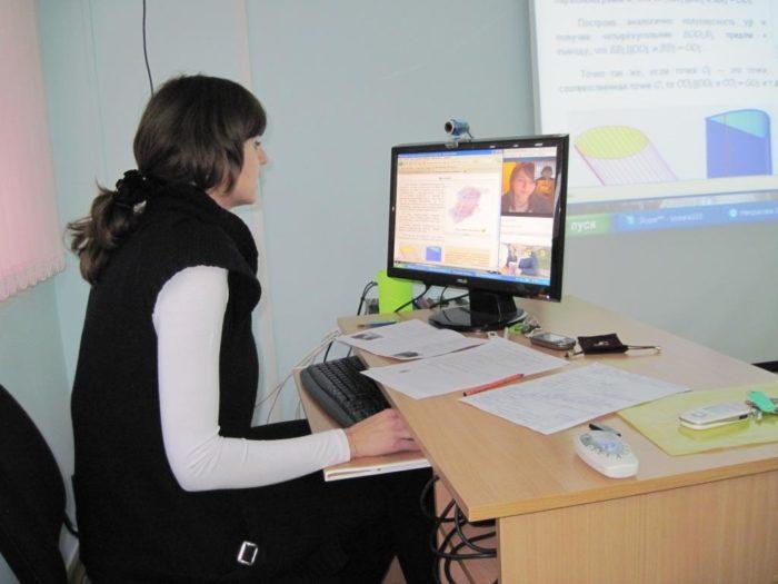 Дистанционное обучение детей инвалидов