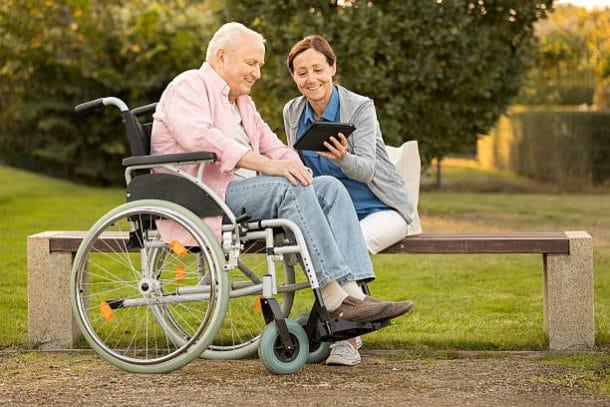 Социальное обслуживание инвалидов и лиц пожилого возраста