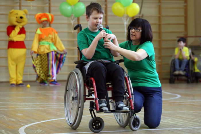 Социокультурная реабилитация инвалидов и детей инвалидов