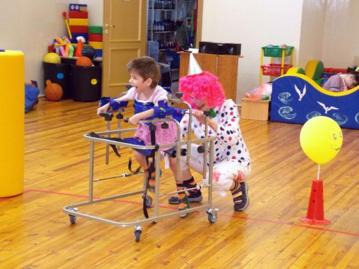 Виды реабилитации детей-инвалидов