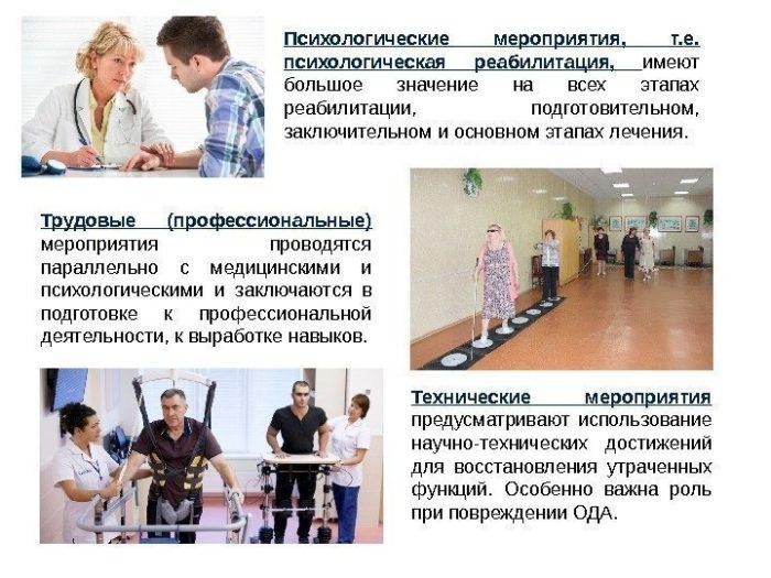 психосоциальная реабилитация инвалидов
