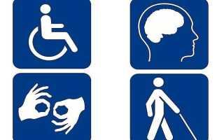 Раскрытие понятий «инвалид» и «инвалидность»