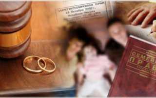 Алименты супругу инвалиду после развода
