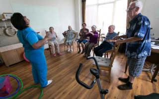 Виды помощи инвалидам и пенсионерам