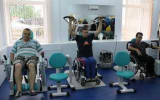 Физкультура и йога для инвалидов и колясочников