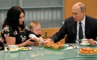 Документы на детское пособие в 2020 году