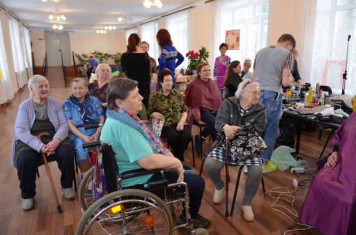 Как устроить инвалида в дом-интернат