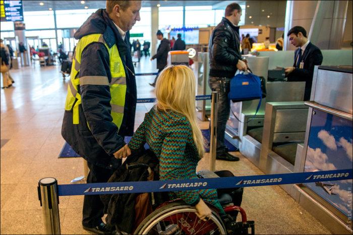 Скидки инвалидам на авиабилеты