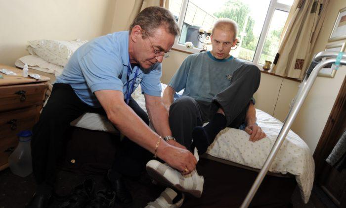 Нерабочая группа инвалидности в России