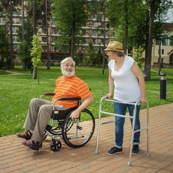 Социальная реабилитация инвалидов