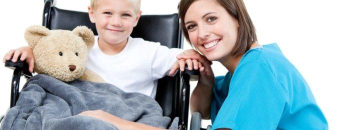 отпуска по уходу за ребенком инвалидом