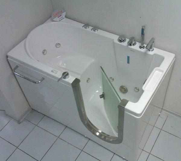 Инвалидные ванны