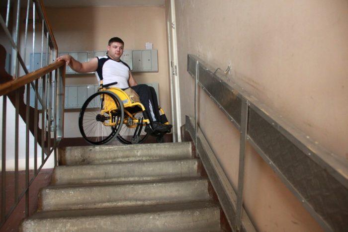 Может ли инвалид поменять этаж