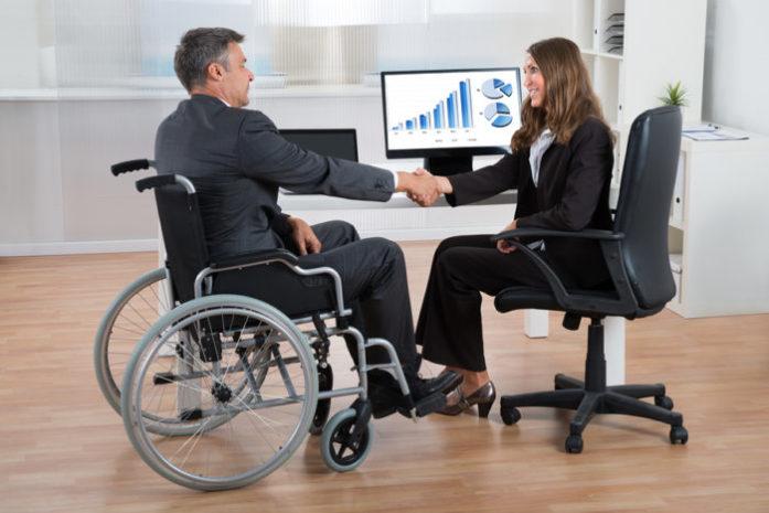 Профессиональная реабилитация инвалидов